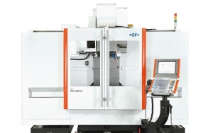 New Mikron VCE 1200 Pro machining center
